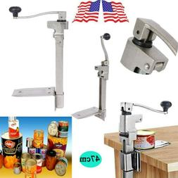 11 Inch Commercial Food Big Can Opener Table Mounted for Res