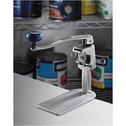 Edlund 15000 Commercial Deluxe Can Opener with Screw Down Ba