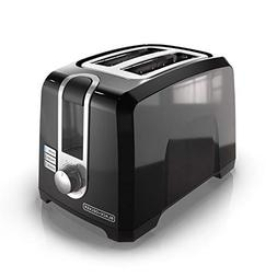Black & Decker 2-Slice Toaster Model T2569B, Black, 1 ea