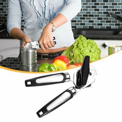 3 in 1 Easy Crank Can Opener Hand Held Ergonomic Design Heav