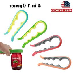 4 in 1 easy grip jar opener