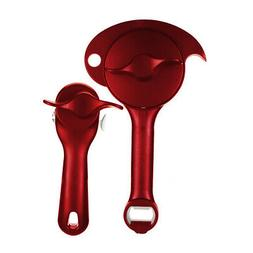 Kuhn Rikon 5-in-1 Jar Opener & Auto Attach Can Opener Set, R