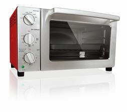Kenmore 6-Slice Convection Toaster Oven Red Free Shipping Ne