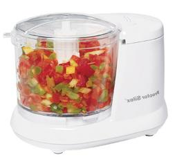 Proctor Silex 72500R Food Chopper - 1.5 Cup Capacity, Pulse