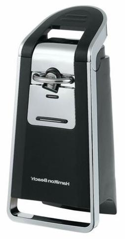 Hamilton Beach 76606Z Smooth Touch Can Opener, Black and Chr