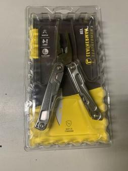 Leatherman 832127 Rev Stainless Steel Multi-tool With Pocket