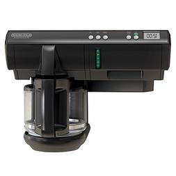 BLACK+DECKER SCM1000BD SpaceMaker Under The Cabinet 12-Cup P