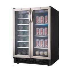 Danby DBC2760BLS 5.0 Cu. Ft. Silhouette Beverage Center - Bl