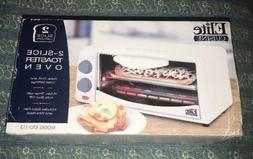 ETO-113Elite Cuisine ETO-113 Maxi-Matic 2-Slice Toaster Ove