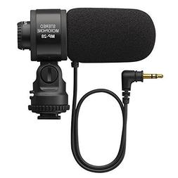 Gigibon Professional On-Camera Shotgun Microphone, External