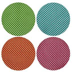 "Jar Grippers 5-1/2"" Round Multi-purpose Non Slip Rubber Lid"