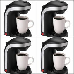 Kitchen Selectives CM-688 1-Cup Single Serve Drip Coffee Mak