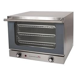 Wisco Wisco-620 Commercial Convection Counter Top Oven, Silv