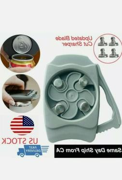 Go Swing Topless Can Opener Kitchen Bar Tool Safety Manual O