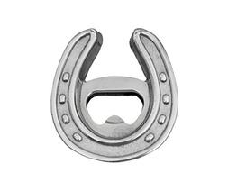 Arthur Court Designs Aluminum Horseshoe Bottle Opener 3 inch