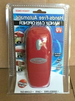 AS Seen on TV Hands-Free Handy Can Opener  NEW