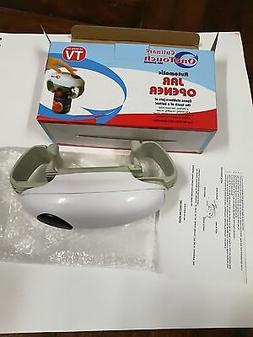 As Seen on TV Handy Jar Opener Automatic One Touch Electric