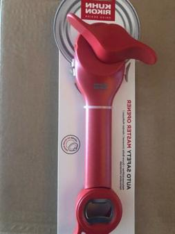 Kuhn Rikon Master Can Opener  With  Auto Safety See Picture