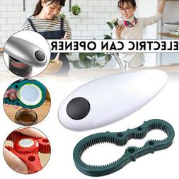 Automatic Electric Jar Opener One Touch Bottle Can Tin Opene