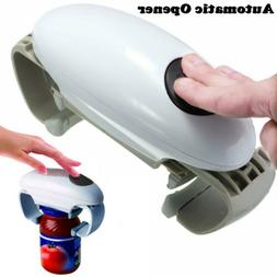Automatic Electric Jar Opener One Touch Can Tin Opener Kitch