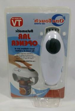 One Touch Automatic Jar Opener As Seen on TV 1.2 To 4 Inch L