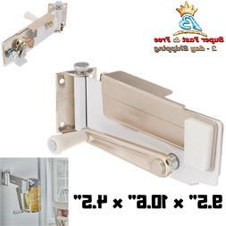 Wall Mount Can Opener Magnetic Lifter Skip Proof Kitchen Too