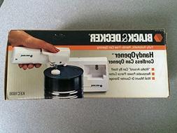 Black & Decker Handy Opener Cordless Can Opener KEC160B