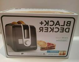 black decker toaster 2 Slice
