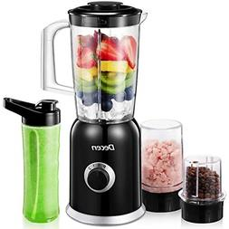 Blenders for Making Smoothies, Personal Blender with Food Pr