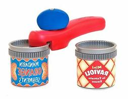 Melissa & Doug Can Opener and 2 Resealable Cans - Play Kitch