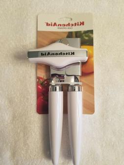 KitchenAid Can Opener, White