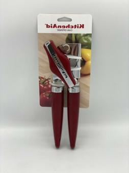 KitchenAid Can Opener, Red
