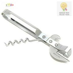 Chef Craft Can Opener with Corkscrew