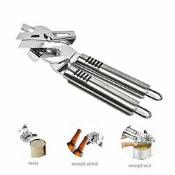Can Opener Manual - Heavy Duty Food Grade Stainless Steel Ti