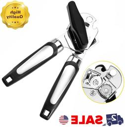 Can Opener Manual Professional Heavy Duty Stainless Steel Ov