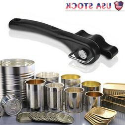 Can Opener Tin Heavy Professional Stainless Steel Safety Sid