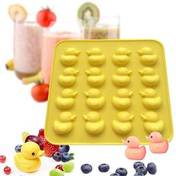 Pulison Chocolate Mold Cake Mould Crafts Cookie Candy Ice Cu