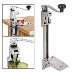 "Commercial Can Opener,18.5"" Manual Can Opener Heavy Duty Sta"