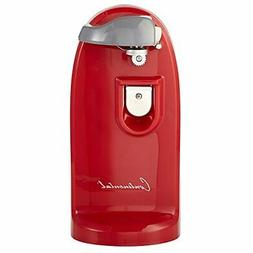 Continental Electric CP42265 Can Opener, Tall, Red