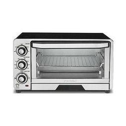 Cuisinart Custom Classic Toaster Oven Broiler - 1800 W - Toa