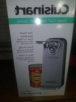 Cuisinart Deluxe Can Opener,1-touch open, CCO-55 no tip, eas