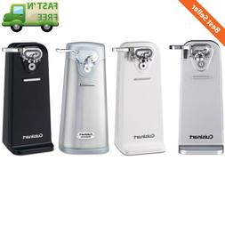 Deluxe Electric Can Opener Durable Extra Tall Kitchen Tool P