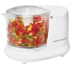 Proctor Silex Durable Mini Food and Vegetable Chopper 1.5 Cu