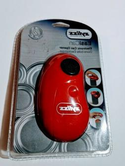 Zyliss EasiCan Red  Electric Can Opener  .One touch to start