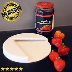 EasyTwist Jar Opener rubber grip - Best under cabinet ez off