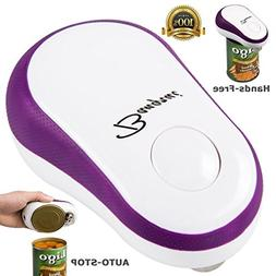 electric can opener automatic can opener one