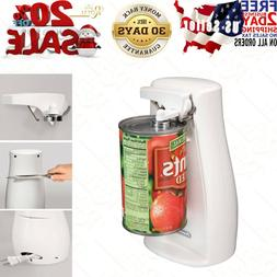 Electric Can Opener Smooth Edge Touch Commercial Kitchen Too