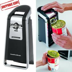Electric Can Opener Hamilton Beach Smooth Edge Touch Commerc