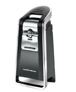 Electric Can Opener Hamilton Beach Smooth Edge Touch Kitchen