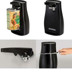 ELECTRIC CAN OPENER W/ Knife Sharpener Automatic Durable Ext